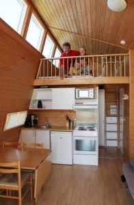 Nordsø Camping & Water Park, Campeggi  Hvide Sande - big - 32