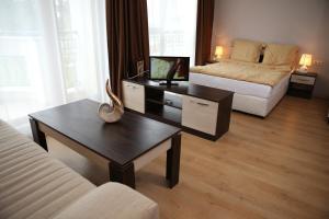 Harmony Palace, Aparthotely  Slunečné pobřeží - big - 5