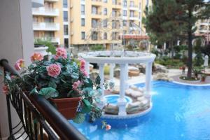 Harmony Palace, Aparthotely  Slunečné pobřeží - big - 7
