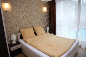 Harmony Palace, Aparthotely  Slunečné pobřeží - big - 11