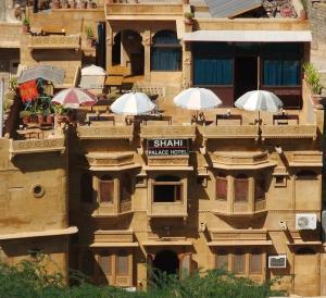 Hotel Shahi Palace, Отели  Джайсалмер - big - 40