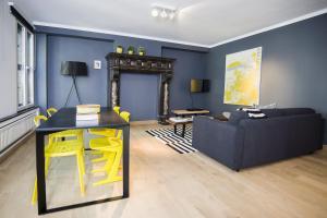 Smartflats City - Perron, Apartmány  Liège - big - 11