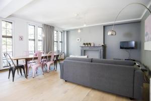 Smartflats City - Perron, Ferienwohnungen  Lüttich - big - 40