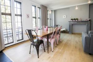 Smartflats City - Perron, Apartmány  Liège - big - 39