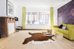 Smartflats City - Perron, Apartmány  Liège - big - 30