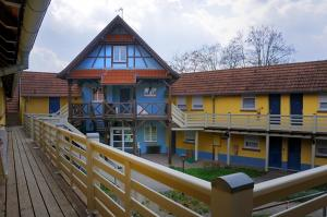 Le Relais De Wasselonne & Spa, Residence  Wasselonne - big - 30