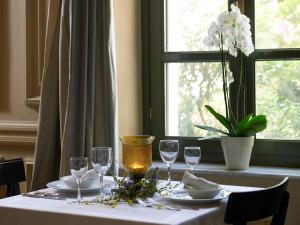 Thermae Sylla Spa & Wellness Hotel, Rezorty  Loutra Edipsou - big - 43