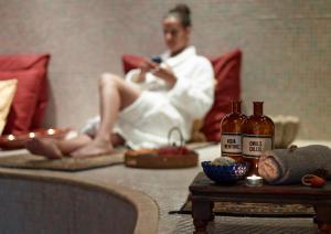 Thermae Sylla Spa & Wellness Hotel, Rezorty  Loutra Edipsou - big - 35