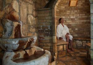 Thermae Sylla Spa & Wellness Hotel, Rezorty  Loutra Edipsou - big - 36