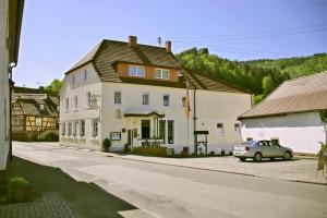 Landhotel Zur Wegelnburg, Hotely  Schönau - big - 1