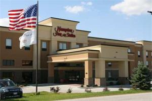 Hampton Inn and Suites Crawfordsville