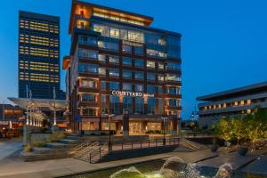 Courtyard by Marriott Buffalo Downtown-Canalside