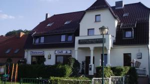 Hotel-Restaurant Pension Poppe, Hotel  Altenhof - big - 1