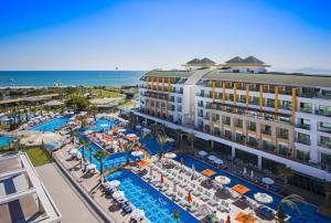 Port Nature Luxury Resort Hote..