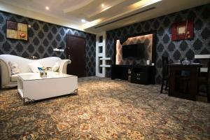 Rest Night Hotel Apartment, Apartmanhotelek  Rijád - big - 121