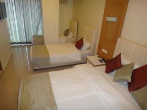 Temple Hotel, Отели  Дидим - big - 9