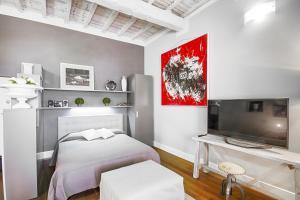 Santo Spirito Studio Flat, Apartmanok  Firenze - big - 14