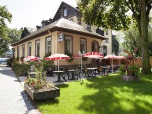 Grand Hôtel, Отели  Мюнстер - big - 16