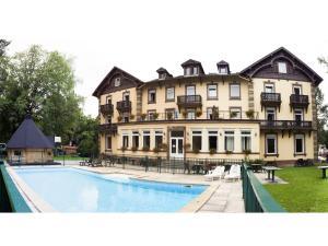 Grand Hôtel, Отели  Мюнстер - big - 15
