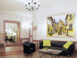 Grand Hôtel, Отели  Мюнстер - big - 59