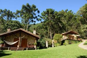 Refúgio Mantiqueira, Chaty v prírode  São Bento do Sapucaí - big - 48