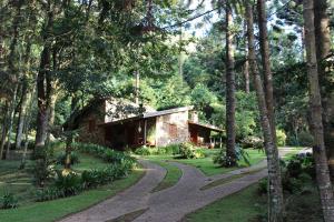 Refúgio Mantiqueira, Chaty v prírode  São Bento do Sapucaí - big - 11