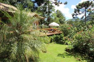 Refúgio Mantiqueira, Chaty v prírode  São Bento do Sapucaí - big - 74