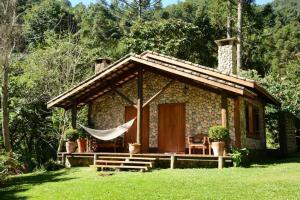Refúgio Mantiqueira, Chaty v prírode  São Bento do Sapucaí - big - 5