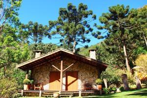 Refúgio Mantiqueira, Lodge  São Bento do Sapucaí - big - 4