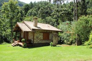 Refúgio Mantiqueira, Chaty v prírode  São Bento do Sapucaí - big - 3
