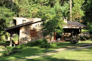 Refúgio Mantiqueira, Chaty v prírode  São Bento do Sapucaí - big - 10