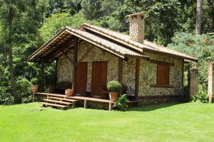 Refúgio Mantiqueira, Chaty v prírode  São Bento do Sapucaí - big - 9