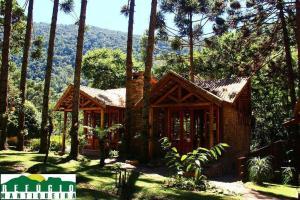 Refúgio Mantiqueira, Chaty v prírode  São Bento do Sapucaí - big - 71