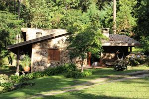Refúgio Mantiqueira, Chaty v prírode  São Bento do Sapucaí - big - 6