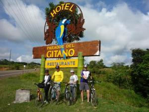 Hotel Parador del Gitano, Hotel  Doradal - big - 33
