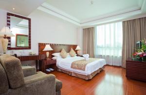 Jinjiang Baohong Hotel Sanya(Main Building), Hotels  Sanya - big - 10
