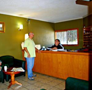 Motel Presidente, Отели  Энсенада - big - 12