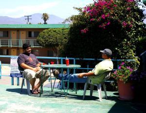 Motel Presidente, Отели  Энсенада - big - 14