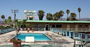 Motel Presidente, Отели  Энсенада - big - 1