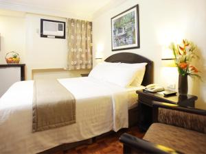 Fersal Hotel Malakas, Quezon City, Hotels  Manila - big - 2