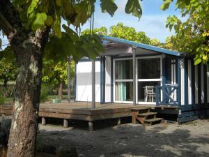 Team Holiday - Camping Les Catalpas, Кемпинги  Фюмель - big - 27