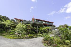 Buffalo Lodge, Отели типа «постель и завтрак»  Coromandel Town - big - 21