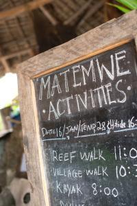 Matemwe Lodge (15 of 91)