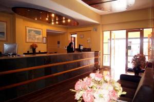 Hotel Pacifico, Отели  Algarrobo - big - 35