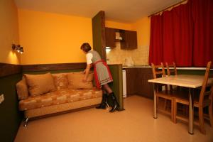 33 Bears Hotel, Hotely  Novoabzakovo - big - 15