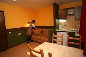 33 Bears Hotel, Hotely  Novoabzakovo - big - 14