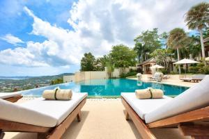 Ban Reemo Luxury Villa, Villák  Bophut - big - 17