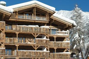 La Cordee des Alpes Appartements
