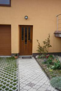 Penzion Tatry, Appartamenti  Veľká Lomnica - big - 11