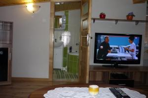 Penzion Tatry, Appartamenti  Veľká Lomnica - big - 17